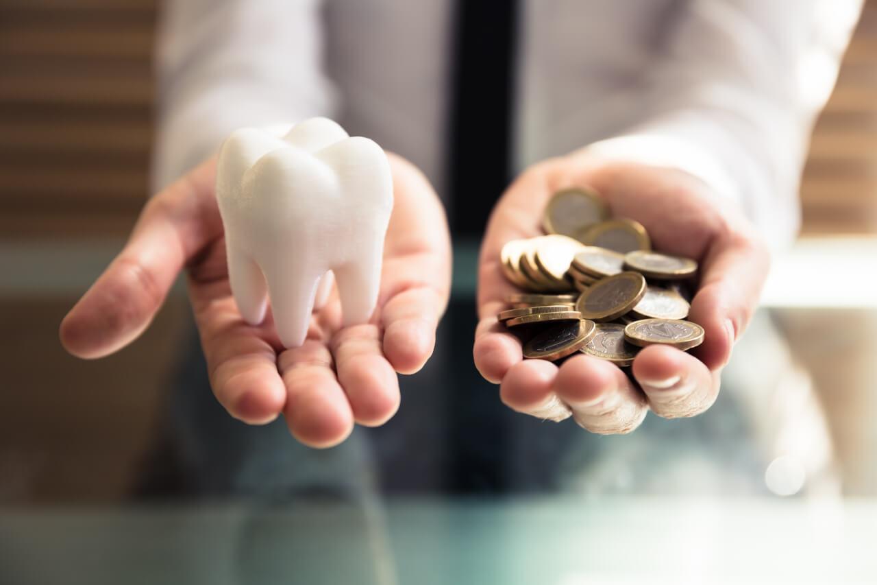 dental bonding cost